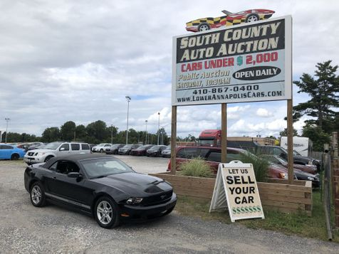 2010 Ford MUSTANG  in Harwood, MD
