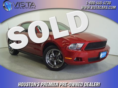 2010 Ford Mustang V6 in Houston, Texas