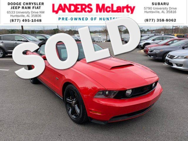 2010 Ford Mustang GT Premium | Huntsville, Alabama | Landers Mclarty DCJ & Subaru in  Alabama