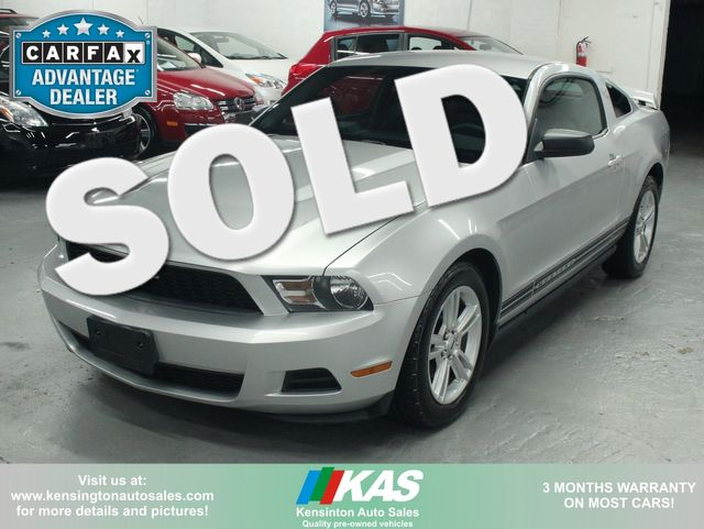 2010 Ford Mustang Coupe V6 Kensington, Maryland