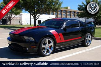2010 Ford Mustang 1 of 1 STAGE 3 ROUSH  in Rowlett