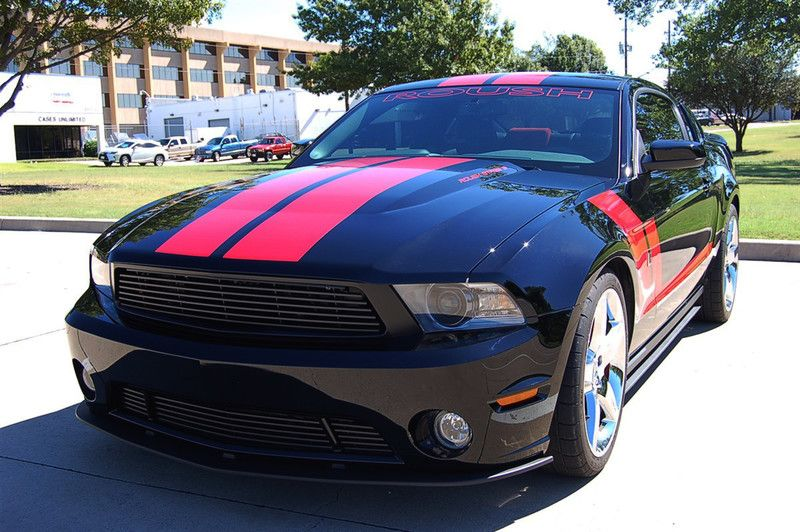 2010 Ford Mustang 1 of 1 STAGE 3 ROUSH  in Rowlett, Texas