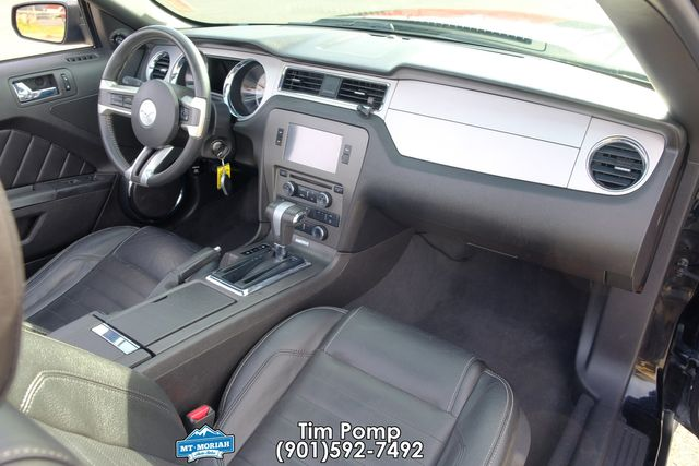 2010 Ford Mustang GT WLEATHER SEATS & NAVIGATION in Memphis, Tennessee 38115