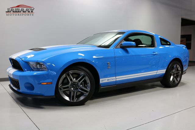 2010 Ford Mustang GT500 Merrillville, Indiana 0