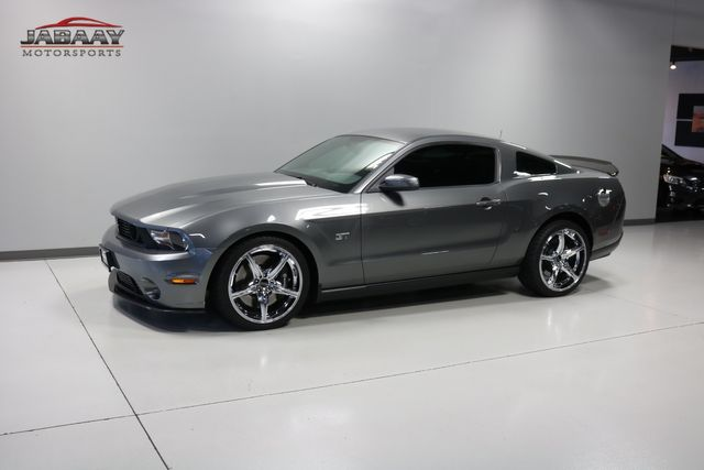 2010 Ford Mustang GT Premium Edlebrock Supercharged Merrillville, Indiana 31
