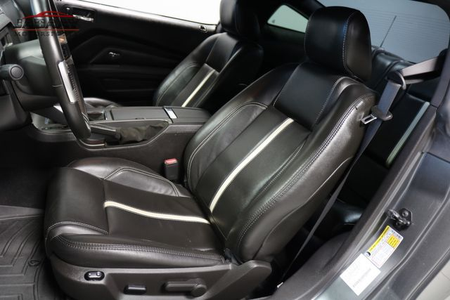2010 Ford Mustang GT Premium Edlebrock Supercharged Merrillville, Indiana 12