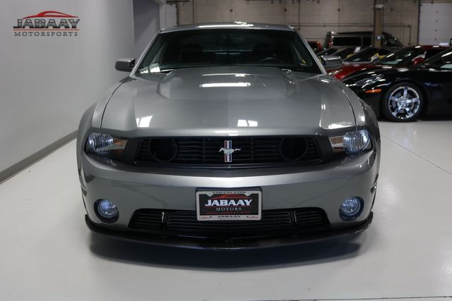 2010 Ford Mustang GT Premium Edlebrock Supercharged Merrillville, Indiana 7