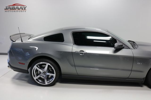 2010 Ford Mustang GT Premium Edlebrock Supercharged Merrillville, Indiana 36