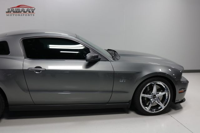 2010 Ford Mustang GT Premium Edlebrock Supercharged Merrillville, Indiana 37