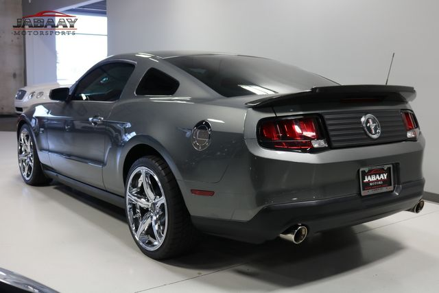 2010 Ford Mustang GT Premium Edlebrock Supercharged Merrillville, Indiana 2