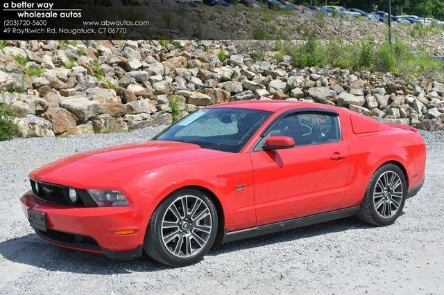 2010 Ford Mustang GT Premium Naugatuck, Connecticut
