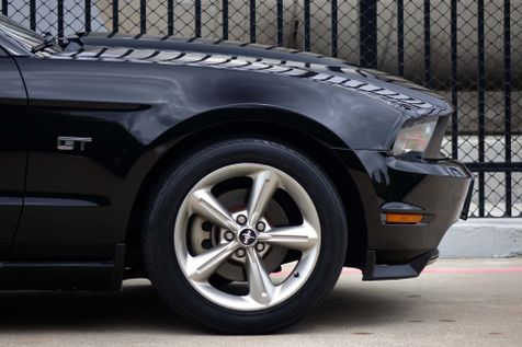 2010 Ford Mustang GT Premium* Leather, Manual Trans* *EZ Finanace* | Plano, TX | Carrick's Autos in Plano, TX