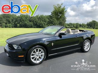2010 Ford Mustang Premium CONVERTIBLE V6 98K MILES CLEAN CARFAX MINT in Woodbury, New Jersey 08093