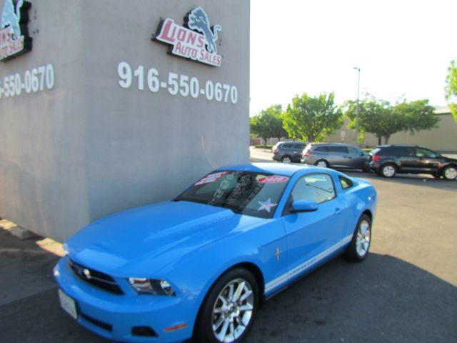 2010 Ford Mustang V6 in Sacramento, CA 95825