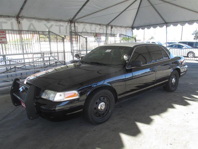 2010 Ford Police Interceptor Gardena, California