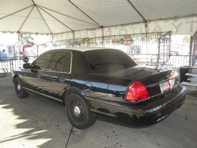 2010 Ford Police Interceptor Gardena, California 1