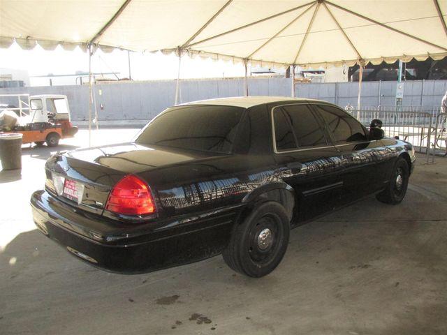 2010 Ford Police Interceptor Gardena, California 2