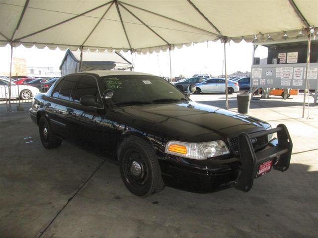 2010 Ford Police Interceptor Gardena, California 3