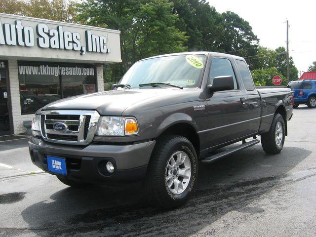 2010 Ford Ranger 4X4 XLT Richmond, Virginia 1