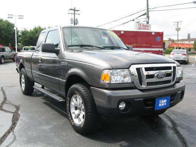 2010 Ford Ranger 4X4 XLT Richmond, Virginia 3