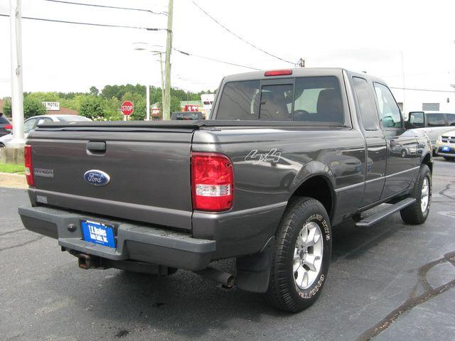 2010 Ford Ranger 4X4 XLT Richmond, Virginia 5