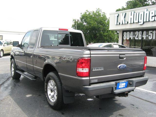 2010 Ford Ranger 4X4 XLT Richmond, Virginia 7