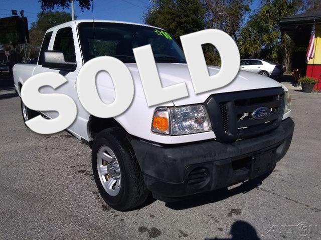 2010 Ford Ranger XL Dunnellon, FL