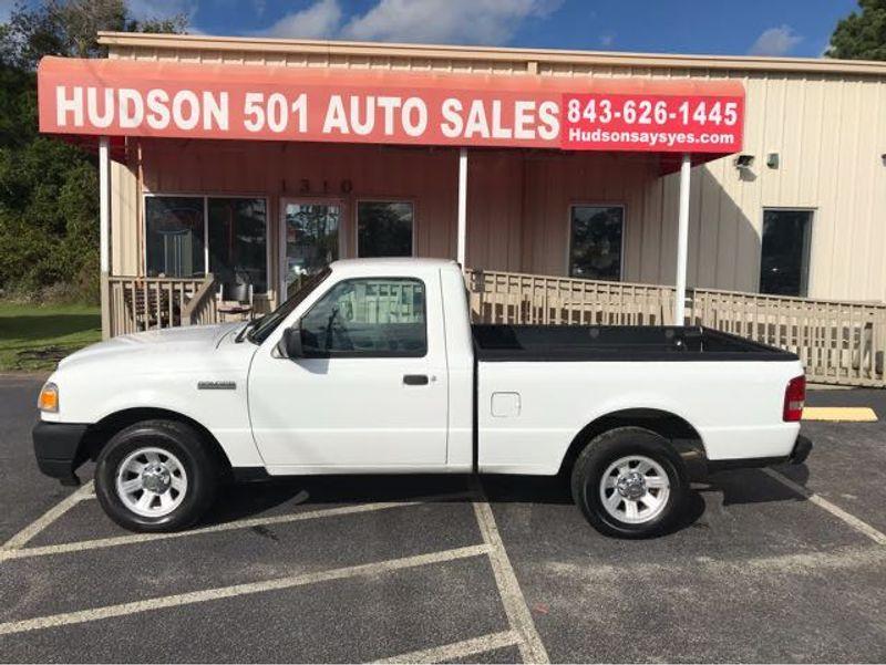 2010 Ford Ranger XL 2WD | Myrtle Beach, South Carolina | Hudson Auto Sales in Myrtle Beach South Carolina