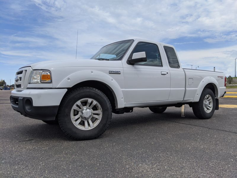 2010 Ford Ranger Sport Supercab 4-door 4X4  Fultons Used Cars Inc  in , Colorado
