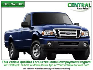2010 Ford RANGER/PW    Hot Springs, AR   Central Auto Sales in Hot Springs AR