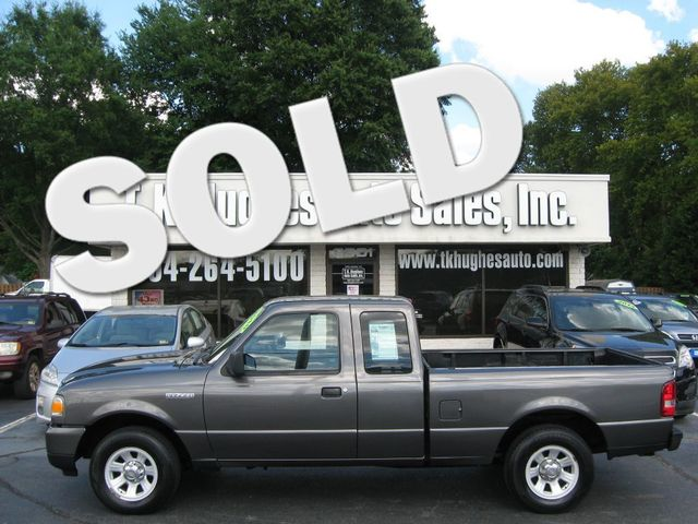 2010 Ford Ranger XLT Richmond, Virginia 0