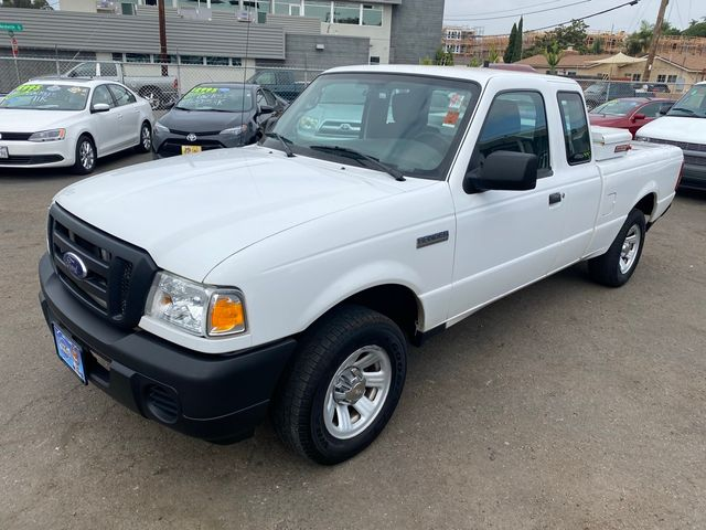 2010 Ford Ranger XL Extended Cab, 2.3L, 4CYL 1 OWNER, CLEAN TITLE, NO ACCIDENTS - 84,000 MILES