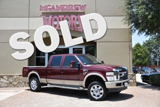 2010 Ford F-250 Crew Cab 4X4 King Ranch in Arlington, TX Texas, 76013