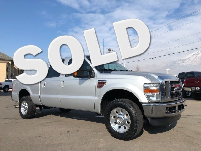 2010 Ford Super Duty F-250 SRW Lariat LINDON, UT