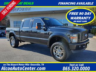 2010 Ford Super Duty F-250 SRW Harley-Davidson 4X4 6.4L V8 TDSL in Louisville, TN 37777