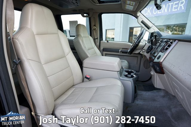 2010 Ford Super Duty F-250 SRW Lariat in Memphis Tennessee, 38115