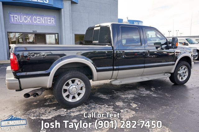 2010 Ford Super Duty F-250 SRW King Ranch in Memphis, Tennessee 38115