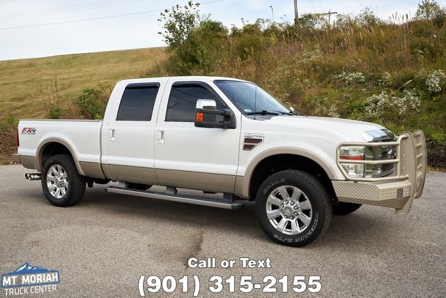 2010 Ford Super Duty F-250 SRW King Ranch