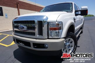 2010 Ford Super Duty F-250 SRW King Ranch F250 4x4 4WD Diesel Crew Cab Lariat FX4 | MESA, AZ | JBA MOTORS in Mesa AZ