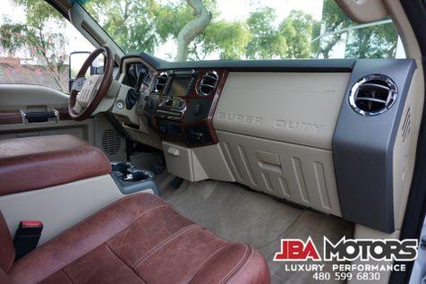 2010 Ford Super Duty F-250 SRW King Ranch F250 4x4 4WD Diesel Crew Cab Lariat FX4   MESA, AZ   JBA MOTORS in MESA, AZ