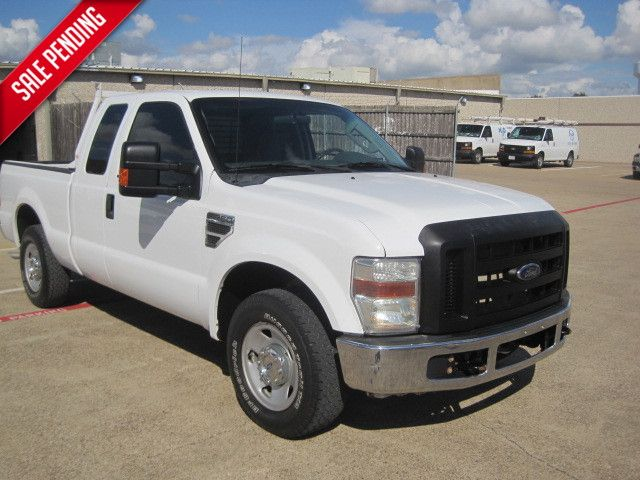 2010 Ford F250 Supercab SWB XL, Power Pack, 1 Owner, Clean Carfax, LO Mi.