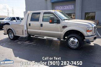 2010 Ford Super Duty F-350 DRW XLT FLATBED in Memphis Tennessee, 38115