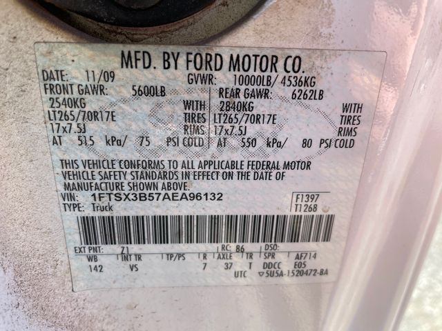 2010 Ford Super Duty F-350 SRW XL Hoosick Falls, New York 5