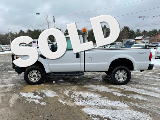 2010 Ford Super Duty F-350 SRW XL Hoosick Falls, New York