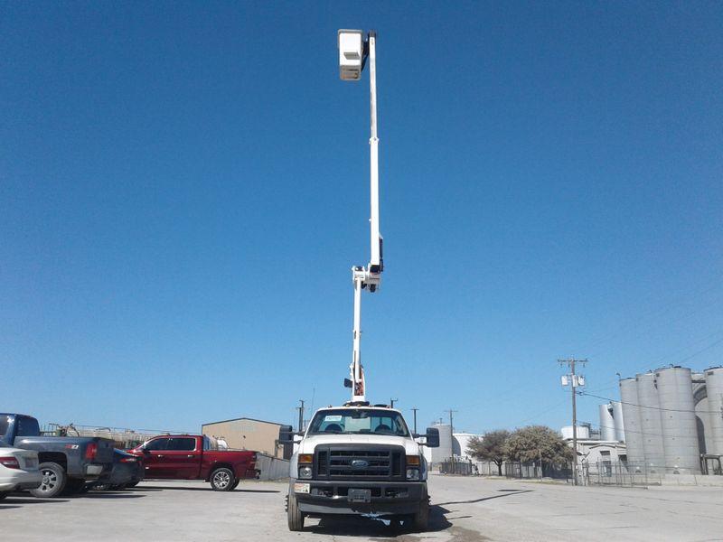 2010 Ford Super Duty F-450 DRW XL 42 SKYTEL BUCKET TRUCK  city TX  North Texas Equipment  in Fort Worth, TX