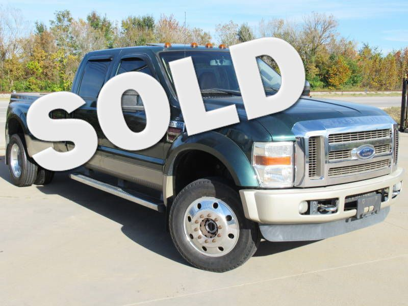 2010 Ford Super Duty F-450 DRW King Ranch   Houston, TX   American Auto Centers in Houston TX