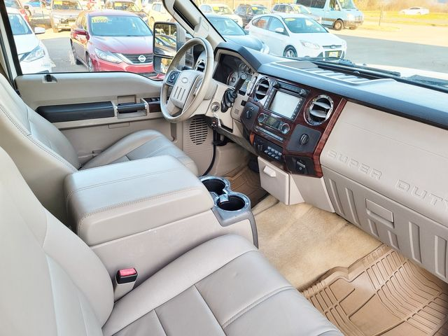 2010 Ford Super Duty F-450 DRW Lariat 4X4 6.4L V8 TDSL Navigation Leather in Louisville, TN 37777