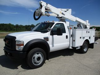 2010 Ford F550 4X4 ALTEC AT37G BUCKET BOOM TRUCK 42FT WORKING HEIGHT Lake In The Hills, IL
