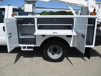 2010 Ford F550 4X4 ALTEC AT37G BUCKET BOOM TRUCK 42FT WORKING HEIGHT Lake In The Hills, IL 14