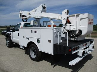 2010 Ford F550 4X4 ALTEC AT37G BUCKET BOOM TRUCK 42FT WORKING HEIGHT Lake In The Hills, IL 2